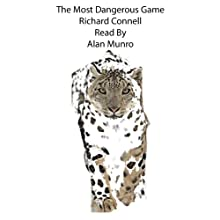 The Most Dangerous Game Audiobook by Richard Connell Narrated by Alan Munro