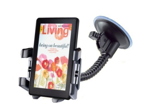 "Navitech Windshield Mount For Tablets And E-Readers From 6"" Up To 11.3"" (Acer Iconia A3)"