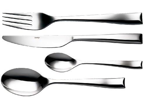 Prestige Table Settings Soprano Cutlery Set, 44 Piece