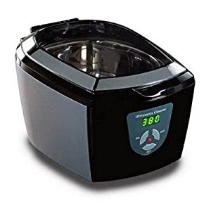 JPL James ULTRA 7000 ULTRASONIC ULTRA SONIC CLEANER JEWELLERY CD
