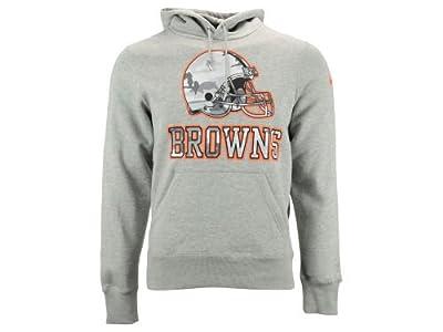 Cleveland Browns Nike NFL Fly Over Hoodie Sweatshirt Medium