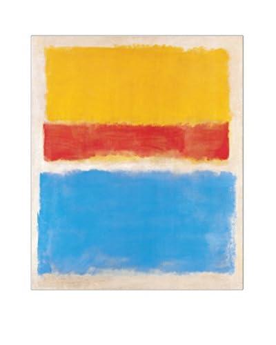 ArtopWeb Panel Decorativo Rothko Untitled 1953 - 63x53 cm