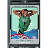 2006-07 Fleer # 217 Rajon Rondo Boston Celtics Basketball Rookie Card - Mint... by