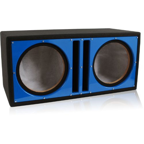 Belva dual 10 inch car subwoofer box sealed and ported 3 4 for L ported box dimensions
