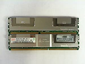 HYNIX HYMP151F72CP4D3-Y5 4GB SERVER DIMM DDR2 PC5300(667) FULL-BUF ECC 1.8v 2RX4 240P 512MX72 256mX4