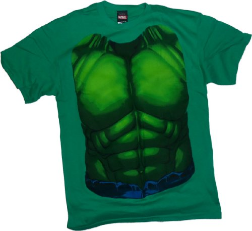 The Incredible Hulk -- Costume Juvenile T-shirt Picture