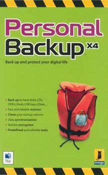 Intego Personal Backup x4 10.4 for Mac