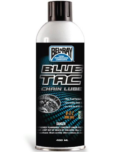Buy Low Price Jaguar Power Sports Bel Ray Blue Tac Chain Lube (B007PC9DSQ)