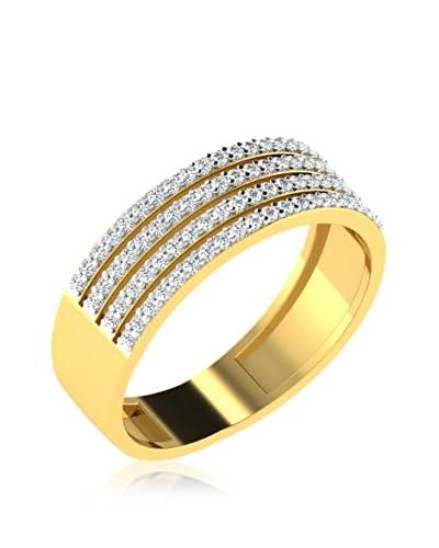 Friendly Diamonds Anello [Oro]