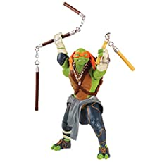 Teenage Mutant Ninja Turtles Movie Deluxe Mike