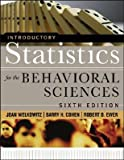 img - for Introductory Statistics for the Behavioral Sciences 6th Edition (Book Only) book / textbook / text book