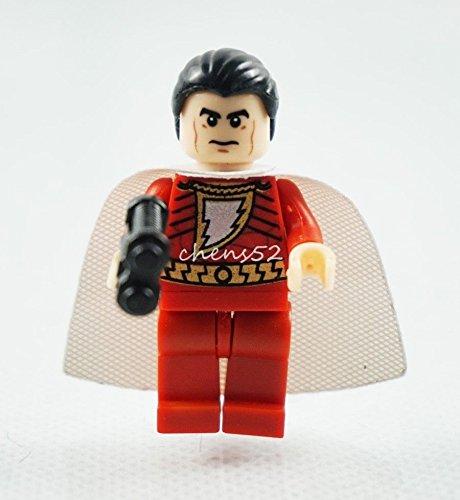 Mini Figures Captain Marvel Shazam William Joseph
