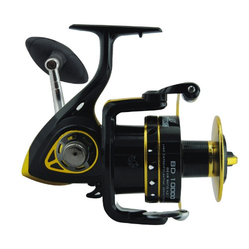 Fishlander reels kastking bd series heavy duty for Open reel fishing pole