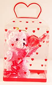Twinkle Candy Pinky Bear with Pops Gift Box