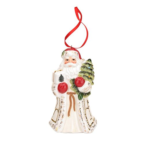 Spode Santa Claus Tree Ornament