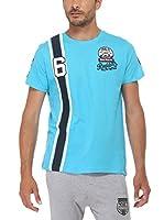 Rivaldi Camiseta Manga Corta Modelsy Danube (Azul / Azul Marino)