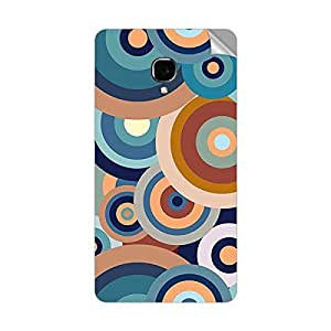 Garmor Designer Mobile Skin Sticker For LG OPTIMUS L7 II DUAL - Mobile Sticker