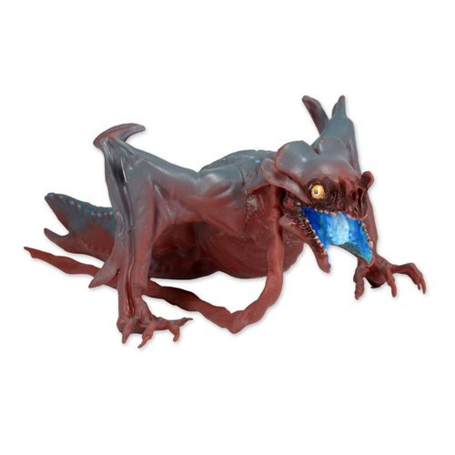 "NECA Pacific Rim 6"" Rubber Figurine Baby Otachi Action Figure - 1"