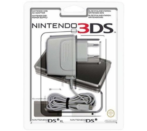 Caricabatteria per Nintendo 3DS XL/3DS/DSi/DSi