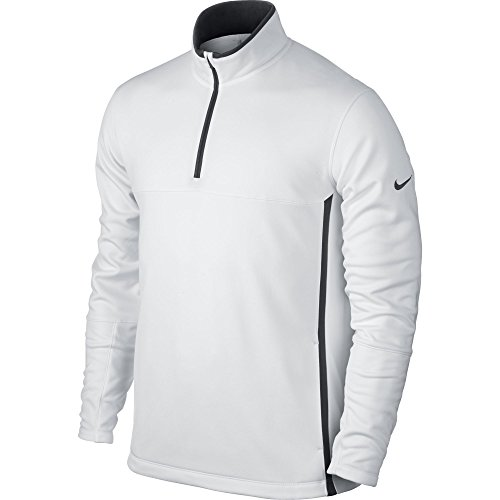 Nike Golf Therma-FIT Cover-Up, White, X-Large (Nike Clothes compare prices)