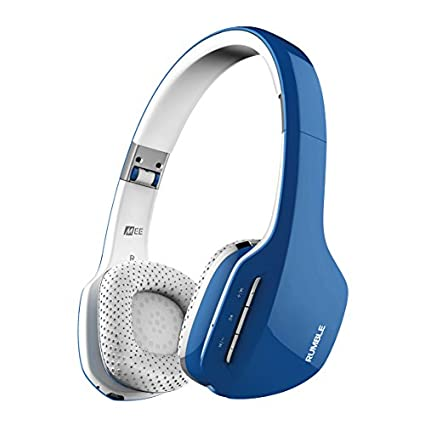 MEElectronics Air-Fi Rumble On Ear Bluetooth Headset