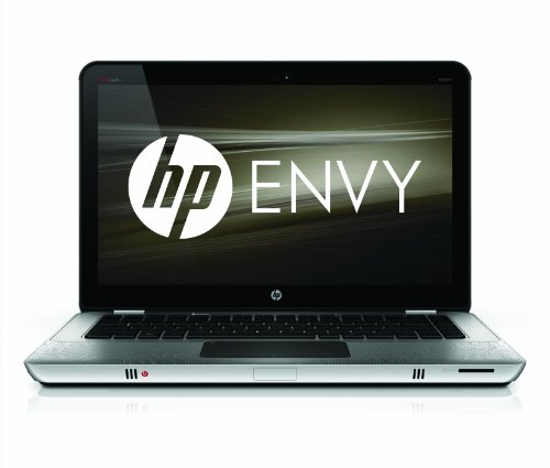 HP ENVY 14-2070NR 14.5-inch Notebook PC - Silver