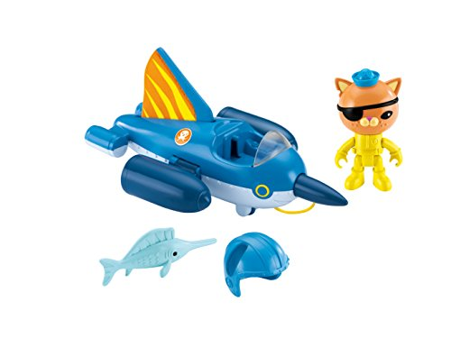 Fisher-Price Octonauts GUP-R and Kwazii