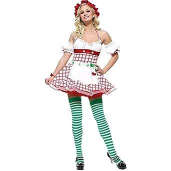 Cherry Girl Costume - X-Small - Dress Size 0-2