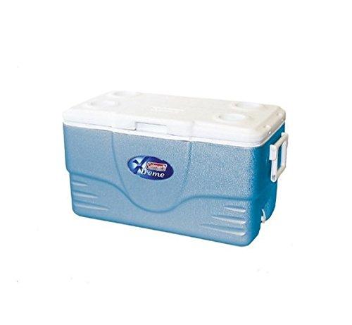 coleman-xtreme-nevera-para-acampada-color-azul-blanco-talla-36-qt-33-l