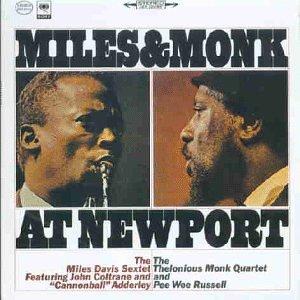 Miles & Monk at Newport artwork