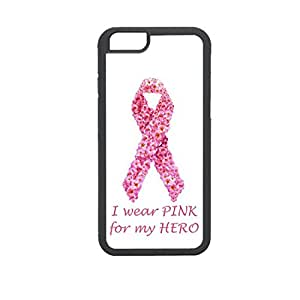 Vibhar printed case back cover for Apple iPhone 6 Plus Pink