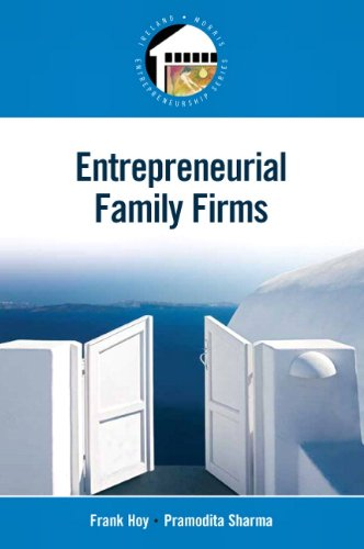 Entrepreneurial Family Firms