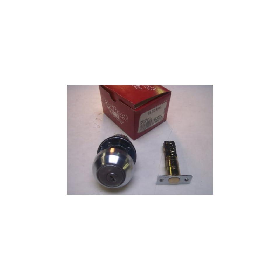 Kwikset 976KTL LH RDT 15 SMT SIGNATURE Katara Double Cylinder Interior Pack feat SMT in Satin Nickel