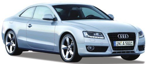 Audi A5 Coupe (2007) Diecast Model Car by Norev (Audi A5 Scale Model compare prices)