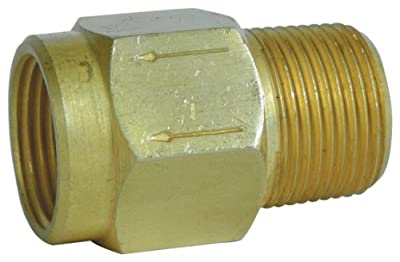 "Camco 23303 RV 1/2"" Back-Flow Preventer"