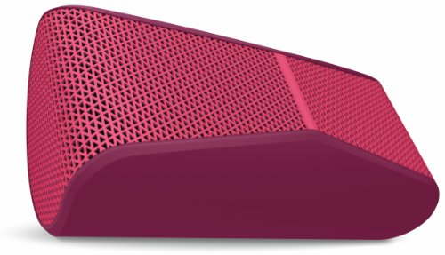 Logitech X300 Mobile Wireless Speaker (Red)