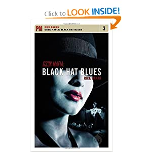 Geek Mafia: Black Hat Blues (PM Fiction) Rick Dakan