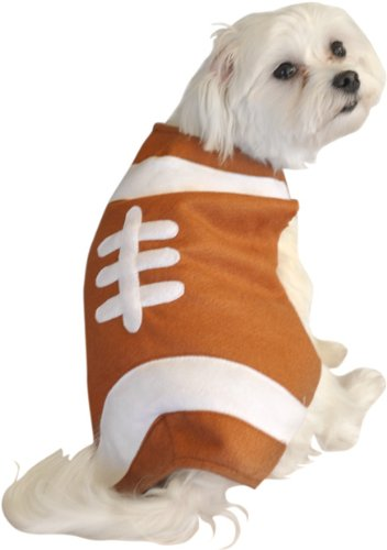 Pet Sports Football Dog Halloween Costume (Large)