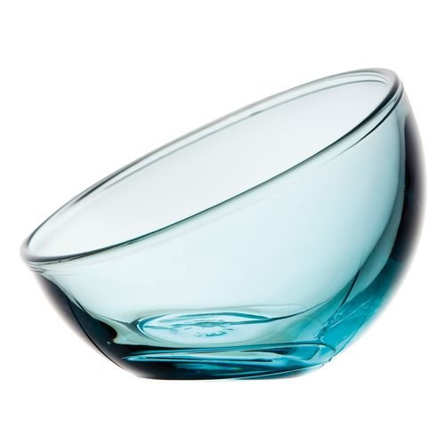 LA ROCHERE Coupe à glace 'bubble' bleu 13 cL (lot de 6) - 617832
