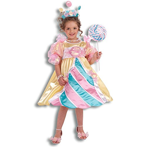 Candy Princess Deluxe Kids Costume