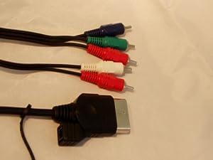 DVD YUV Component Kabel mit Optical output für xBox