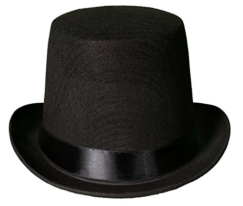 Kangaroo Deluxe Stovepipe Abraham Lincoln Hat