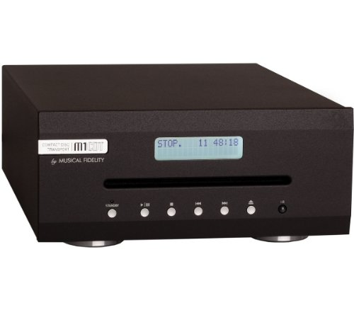 Musical Fidelity M1 CDT CD Transport Black Office Product Black Friday & Cyber Monday 2014