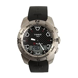 Tissot Gents Watch T-Touch Expert T0134204720100