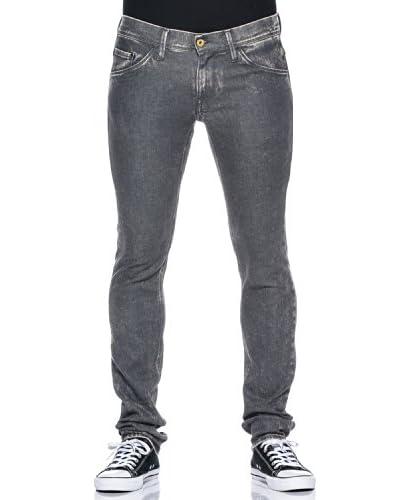 Meltin'Pot Jeans Skinny Marek [Grigio Denim]