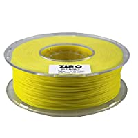 FilamentDirect 3D Printing Filament PLA 1.75 mm Yellow from FilamentDirect.com