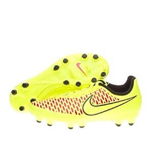 Nike - Magista jr onda fg - Chaussures football moulées - Jaune - Taille 35.5