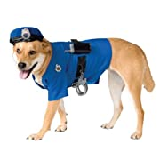 Police Dog X-Large Pet Costume