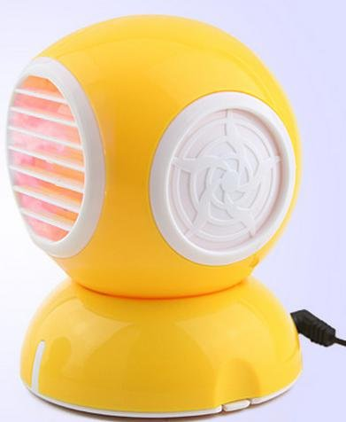 卓上 アロマ USB 扇風機 香り と ミスト で 爽やか 気分 ♪ 小型 ミニ タイプ FA-105 (グリーン)