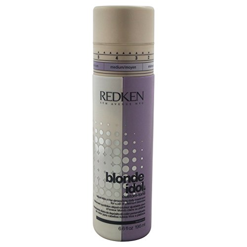 Redken Blonde Idol Custom-Tone Violet Conditioner for Cool Blondes, 6.6 Ounce (Cool Customs compare prices)